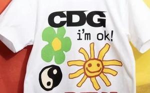 太阳花元素瞩目,CPFM x CDG 联名单品即将发布