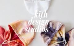 糖果色扎染!KITH Design Studio 推出全新扎染系列!