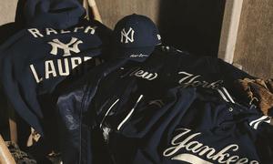 明星球队们的经典元素加持!Ralph Lauren x MLB 全新胶囊系列释出!