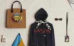 老牌时装屋 LANVIN x Gallery Department 限量胶囊系列释出!