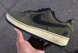 Undefeated x Nike Air Force 1 联名首度曝光!致敬 2013 年 Dunk High 联名!