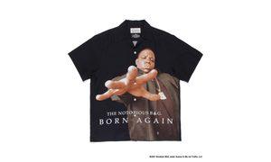 致敬知名说唱歌手 The Notorious B.I.G.! WACKO MARIA 推出特别的夏日胶囊系列!