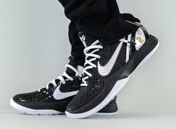 """上脚美照来袭!Nike Kobe 6 Protro """"Mamba Forever"""" 你能打几分?"""
