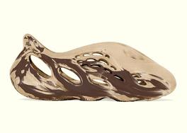 像巧克力全新 Yeezy「洞洞鞋」实物曝光!