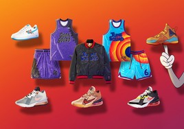 空中大灌篮 2 相关球鞋服饰发布!其中包括首次曝光的 LeBron 19 !
