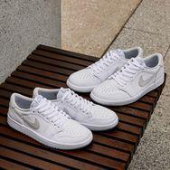 每周都有一双新的百搭小白鞋上市??Air Jordan 1 Low 新配色曝光!