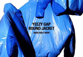 YEEZY x GAP 首款单品正式上架!