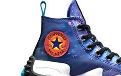 真的不是图片被左右压缩了!全新 Converse Run Star Motion 大灌篮配色公布!