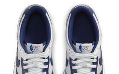 全新 NBA x Nike Dunk Low 公布发售日期!