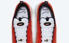 "全新 Nike Air Max 97  ""钩子"" 配色即将发售!"