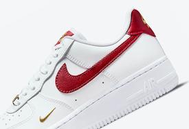 红金点缀!全新  Nike Air Force 1 官图曝光!