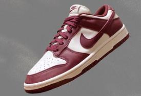 "全新 Nike Dunk Low ""Bordeaux"" 实物图曝光!"