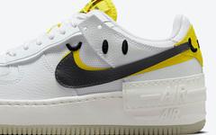 """全新 Nike Air Force 1 Shadow """"Go The Extra Smile"""" 官图曝光!"""
