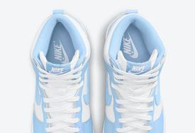 "全新 Nike Dunk High ""Aluminum"" 官图曝光!"