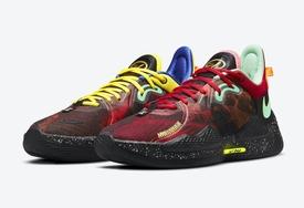 全新 Nike PG 5 鸳鸯配色官图曝光!