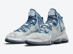"""全新 Nike LeBron 19 """"Space Jam"""" 官图曝光!"""