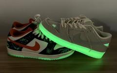 全新两款 Nike SB Dunk Low 实物图曝光!