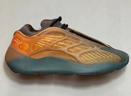 """全新 adidas Yeezy 700 V3 """"Copper Fade""""  实物图曝光!"""