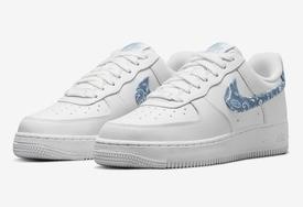 """全新 Nike Air Force 1 Low """"Paisley"""" 官图曝光!"""