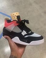 全新 Union x Air Jordan 4 实物图曝光!