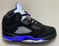 """全新 Air Jordan 5 """"Racer Blue"""" 实物图曝光!"""