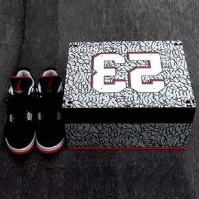 新品尝鲜!DBRukiaAJ篮球鞋鞋盒
