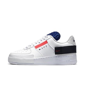 Nike AF1 Low Type AF1解构绑带 空军一号板鞋 CI0054-100(2019.6.28日发售)