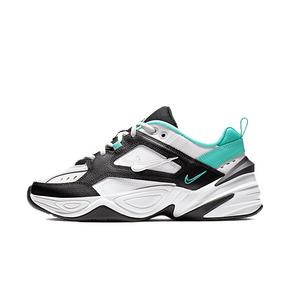 Nike M2K TEKNO 黑白蓝老爹鞋低帮男女休闲跑步鞋AO3108-102