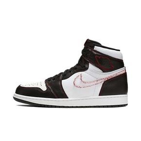 Air Jordan 1 AJ1 拆线 黄钩 男子篮球鞋CD6579-071(2019.7.27发售)
