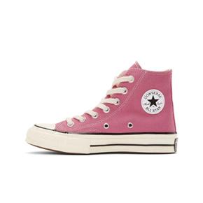 Converse1970s 匡威粉色 高帮帆布鞋164947C