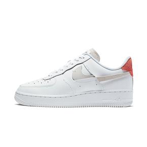 Nike Air Force 1 AF1断钩解构 红蓝鸳鸯板鞋 898889-103(2019.7.1发售)