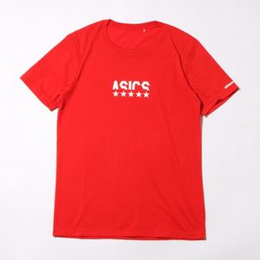 秒杀!ASICS亚瑟士 夏季短袖T恤 女款XA276X-23