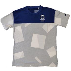 秒杀!ASICS亚瑟士 夏季短袖T恤 XA430X-01