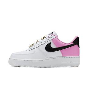 Nike Air Force 1 AF1 白粉 女子 休闲 板鞋 AA0287-107