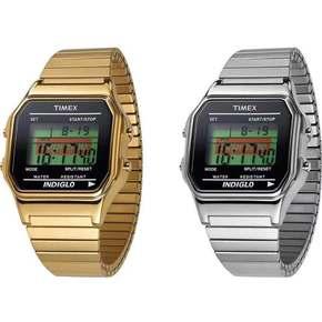 Supreme 19FW Timex Digital Watch