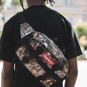 Supreme 19FW waist bag 腰包
