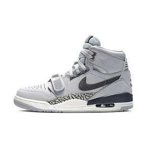美国直邮!Air Jordan Legacy 312 AJ 三合一杂交篮球鞋狼灰色 AV3922-002