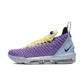 Nike LeBron 16 LBJ16 紫金湖人 篮球鞋 CK4765-500