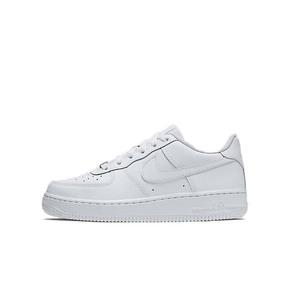 Nike Air Force 1 07  Low (gs)女款 纯白 314192-117
