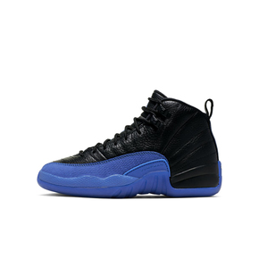 Air Jordan 12 Game Royal GS女款黑蓝 153265-014(2019.9.28发售)