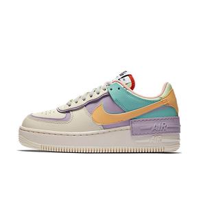 Nike Air Force 1 AF1 马卡龙  糖果 空军一号女款板鞋CI0919-101