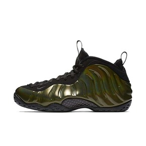 Nike Air Foamposite One 军绿 全息喷 炫彩 314996-301