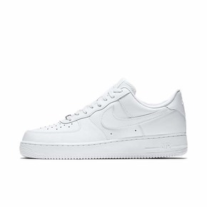 Air Force 1 Low 纯白 315122-111