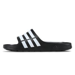 Adidas Duramo Slide 黑白 G15890