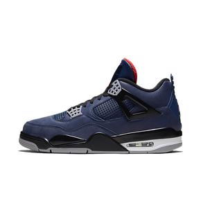 Air Jordan 4 WNTR AJ4小阿姆黑蓝毛巾篮球鞋 CQ9597-401(2019.10.12发售)