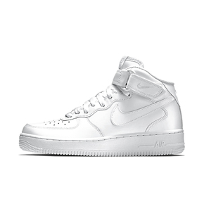 Air Force 1 Mid '07 纯白 315123-111