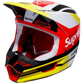 Supreme 19秋冬surpreme/honda/fox racing V1 helmet