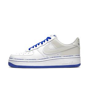 Nike Air Force 1 AF1联名空军一号白蓝板鞋 CQ0494-100
