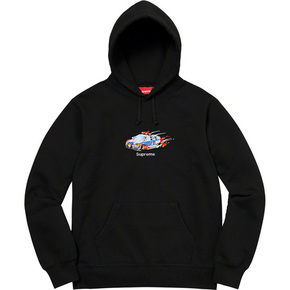 Supreme 19秋冬cop car hooded sweatshirt