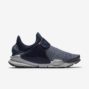 Nike Sock Dart SE PRM 泼墨羊毛 海军蓝 859553-400